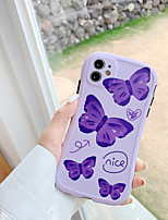 cheap -Summer Butterfly Case Protection Cover for Apple iPhone Case 11 Pro Max X XR XS Max 8 Plus 7 Plus SE(2020)