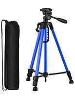 cheap -3366 Tripod Mobile Phone Live Holder Tripod Floor Multi-functional Selfie Video Photography Triangle Bracket