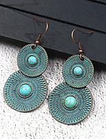 cheap -Women's Drop Earrings Hanging Earrings Stylish Fashion Earrings Jewelry Bronze For Gift Date Street Birthday Beach