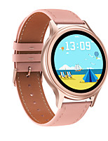 cheap -696 DT66 Women's Smartwatch Smart Wristbands Bluetooth Blood Pressure Measurement Sports Health Care Information Female Physiological Cycle Call Reminder Activity Tracker Sleep Tracker Find My Device