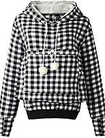 cheap -womens pet pouch hoodie cat dog holder sweatshirt mewgaroo hood top pullover 2xl black