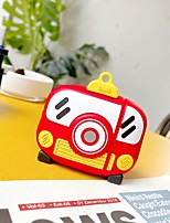 cheap -Case For AirPods Cute Lovely Headphone Case Soft taxi camera TPU