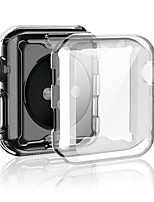 cheap -Cases For Apple Watch Series 5/4/3/2/1 TPU Compatibility Apple