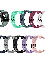 cheap -Watch Band for Amazfit Ares Amazfit Sport Band / Classic Buckle Silicone Wrist Strap