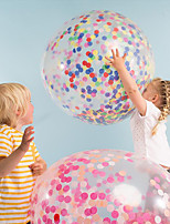 cheap -Party Balloons 6 pcs Fashion Party Supplies Latex Balloons Boys and Girls Party Birthday Decoration 36 Inch for Party Favors Supplies or Home Decoration