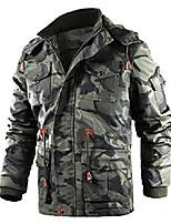 cheap -mens waterproof leather jacket windbreaker camouflage fleece winter jacket