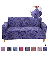 cheap -Splash Ink Print Solid Color Microfiber High Stretch Sofa Slipcover – Spandex Soft Fitted Sofa Couch Cover Washable Furniture Protector with Elastic Bottom for Kids,Pet