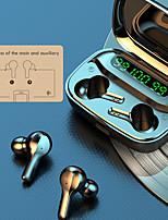 cheap -TWS Headset Digtal Display Earphone Ture Wireless Stereo Headset with Mic Sports Waterproof Headphones