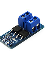 cheap -Elecrow Mosfet High Power Trigger Switch Pwm Module Regulating Electronic Control Panel Diy Kit