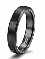cheap -4mm tungsten ring(size 9)