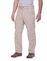 cheap -men's fusion stretch tactical pants, khaki, 34x34