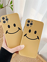 cheap -Case For Apple iPhone 11 / iPhone 11 Pro / iPhone 11 Pro Max IMD / Frosted / Pattern Back Cover Cartoon TPU