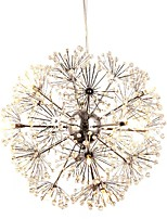 cheap -50 cm Single Design Chandelier Metal Modern 110-120V 220-240V