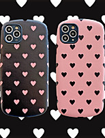 cheap -Cartoon Heart Pattern TPU Case For Apple iPhone 11 Pro Max 8 Plus 7 Plus 6 Plus Max Back Cover