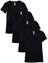 cheap -women& #39;s 4-pack scoop neck t-shirt base layer & #40;xx-large, 4pk white& #41;
