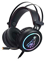 cheap -LITBest v7 Gaming Headset USB Wired with Microphone with Volume Control Sweatproof for Gaming