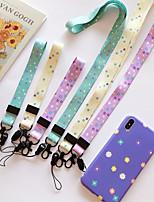 cheap -Cell Phone Strap Phone Strap Nonwoven iPhone 8 Plus / 7 Plus / 6S Plus / 6 Plus