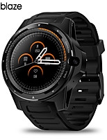 cheap -Zeblaze Thor 5 dual system dual chip smart Watch Bracelet ultra long standby 8 megapixel 2  16g 9 kinds of motion mode GPS positioning high definition long standby smart Watch