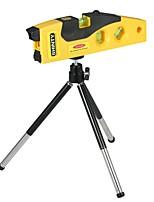 cheap -Professional Laser Level Line Marker with Adjustable Tripod Laser Dot Cross Line Horizontal Vertical 45-degree Measurement