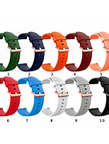 cheap -Watch Band for xiaomi watch color Xiaomi Classic Buckle Silicone Wrist Strap