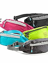 cheap -fanny packs for women - slim yet spacious waist pack w/ multiple compartments and headphone cord access - lightweight fannie hip bag great for hiking, walking, biking, running, travel, & more