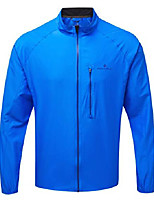 cheap -men's everyday jacket, electric blue, x-large