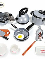 cheap -kids kitchen pretend play toys,cooking set,pots and pans,cookware playset,utensils,learning gift for 2-6 years old baby,toddlers,girls,boys