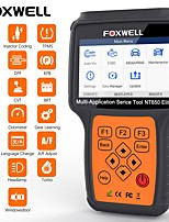 cheap -FOXWELL NT650 Elite Car OBD2 Scanner Automotive OBD II ABS Airbag Code Reader with SAS EPB DPF EPS CVT TPMS TPS Battery Registeration Oil Light Reset Auto Special Service Diagnostic Scan Tool