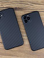 cheap -Case for iPhone 11Pro Max Carbon Fiber Texture Phone Case XS Max Carbon Fiber Texture Ultra-thin Case 7 8Plus SE 2020 Protective Case