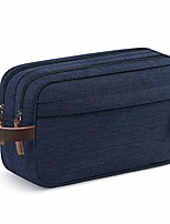 cheap -men's travel toiletry organizer bag dopp kit bathroom bag blue water-resistant
