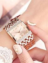 cheap -Women's Quartz Watches Quartz New Arrival Creative Analog Rose Gold Gold Silver