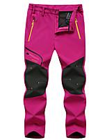 cheap -Women's Hiking Pants Patchwork Summer Outdoor Standard Fit Waterproof Breathable Quick Dry Soft Nylon Pants / Trousers Black Army Green Fuchsia Hunting Fishing Climbing L XL XXL XXXL 4XL