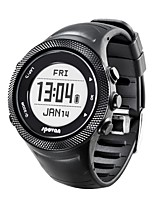 cheap -Outdoor Smartwatch Built-in GPS Compatible with Android/ IOS/ Samsung Phones,  Water-resistant Sports Tracker Support Swim & Heart Rate Monitor