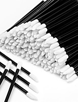 cheap -disposable lipstick wands applicators 600pcs lipstick lipgloss applicators tester wands disposable lip brushes disposable makeup applicators  makeup brushes tool kits black