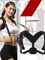 cheap -Breathable Back Correction Belt Adult and Child Universal Humpback Correction Belt Adjustable Sitting Orthodontics