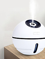 cheap -Creative Usb Plug-In Space Ball Humidifier Four In One Multi Function Silent Spray Seven Color Lamp Humidifier