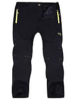 cheap -women's outdoor lightweight waterproof hiking mountain pants x-small black