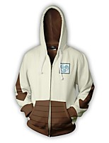 cheap -Inspired by Avatar:The Legend of Korra Appa Anime Cosplay Costumes Japanese Cosplay Suits Hoodie For Men's Women's