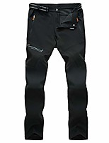 cheap -men outdoor hiking pants quick dry waterproof mountain pants lightweight windproof thin and thick trousers