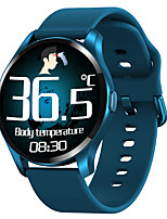 cheap -HT88 Smartwatch Support Bluetooth Play Music, BT Fitness Tracker Compatible with IOS/Samsung/Android Phones