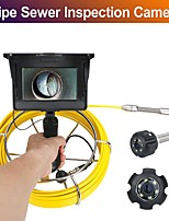 cheap -MOUNTAINONE F5P17-20M 20M 5 inch Handheld Industrial Pipe Sewer Inspection Video Camera IP68 Waterproof Drain Pipe Sewer Inspection Camera System
