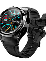 cheap -S201 Smartwatch with Wireless Earbuds Compatible with Android/ IOS Phones