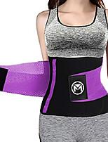 """cheap -waist trainer belt for women waist trimmer weight loss workout fitness back support belts (purple, small(24""""-28"""" waist))"""