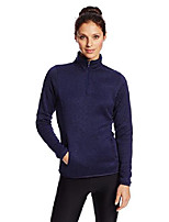 cheap -women's fleece pullover, navy heather, xs