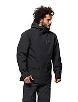 cheap -men's west coast jacket, black, xxl
