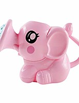 cheap -fun bath toys for toddlers - kid's elephant water bath shower kettle tub bathroom playing bath toys for boys girls baby toddlers infant newborn age 1-6 years old (pink)