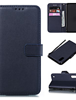 cheap -Case For iPhone 7 8 7 Plus 8 Plus X XS XR XS Max SE 11 11 Pro 11 Pro Max 12 Card Holder Flip Magnetic Full Body Cases Solid Colored PU Leather