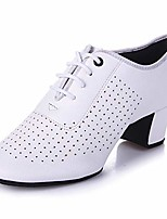 cheap -soft soles sailor dancing shoes outdoor low heel women party modern dance shoes white