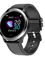 cheap -F68 Unisex Smartwatch Bluetooth Heart Rate Monitor Blood Pressure Measurement Calories Burned Thermometer Health Care Pedometer Call Reminder Sleep Tracker Sedentary Reminder Find My Device