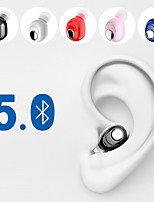 cheap -Mini In-Ear Bluetooth 5.0 Earphone HiFi Sports Wireless Headset with Mic Earbuds Handsfree Stereo Earphones for Smartphones